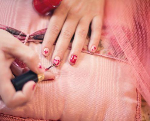 manicure perfetta fai da te in dieci passaggi
