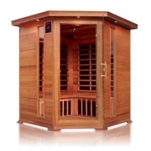 sauna ad infrarossi - la sauna più adatta per la casa
