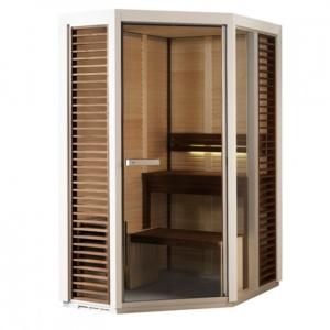 sauna finlandese - la sauna più adatta per la casa