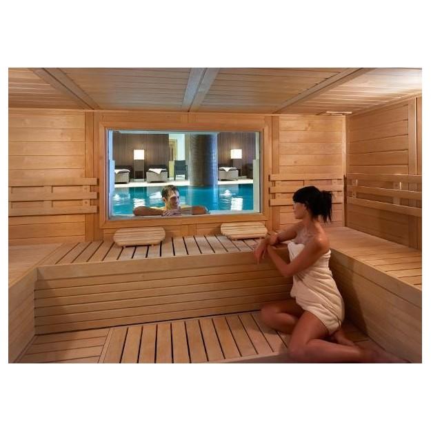 Cabina sauna domestica for Costruire una sauna in casa